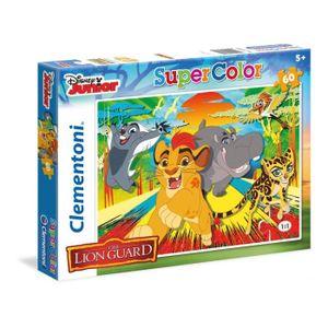 PUZZLE Puzzle 60 pièces : La Garde du Roi Lion Epic Roar
