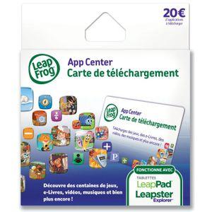JEU CONSOLE ÉDUCATIVE LEAPFROG Explorer jeu Cartes de téléchargement