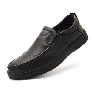 DERBY Chaussures de ville homme en cuir veritable chauss