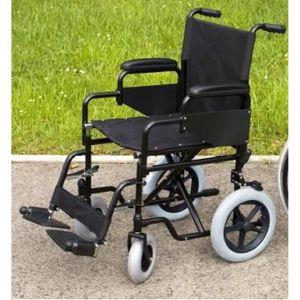 fauteuil roulant pliant achat vente fauteuil roulant pliant pas cher cdiscount. Black Bedroom Furniture Sets. Home Design Ideas