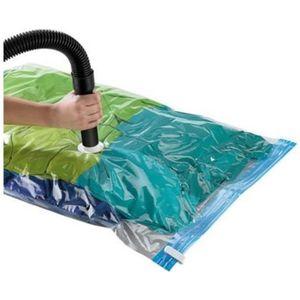 HOUSSE DE RANGEMENT Lot de 3 sacs à linge sous vide et étanches - Gran