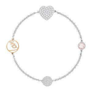 Swarovski bracelet coeur achat vente pas cher cdiscount - Bracelet slake swarovski pas cher ...