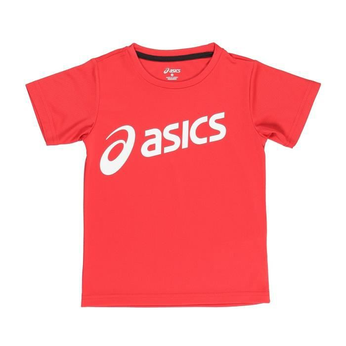ASICS T-shirt d'Entrainement K's Essentials Enfant mixte - Rouge