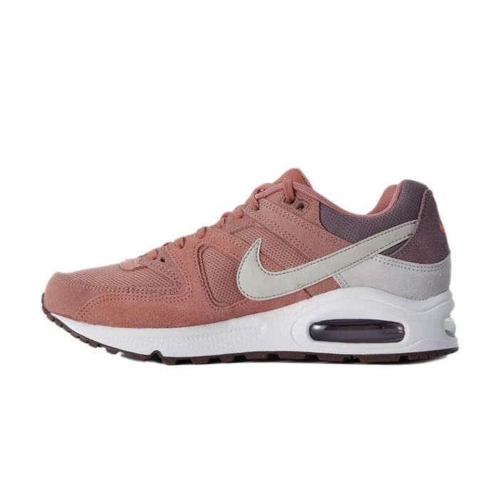 Rose Air Max NIKE NIKE Femme Baskets Baskets Command qSaYRY