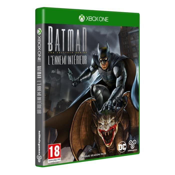 Batman: A TellTale Series 2 L'Ennemi Intérieur Jeu Xbox One
