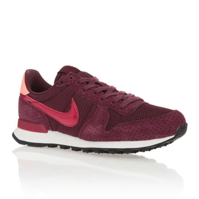 separation shoes 8ea10 2b166 NIKE Baskets WMNS Internationalist Chaussures Femme