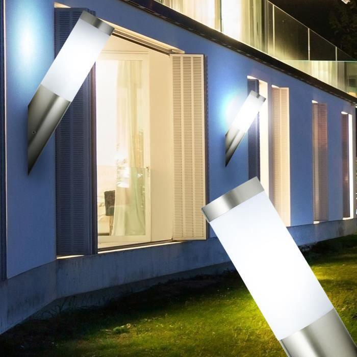 Applique Agent Lumineux Del Jardin Terrasse Veranda Balcon Eclairage