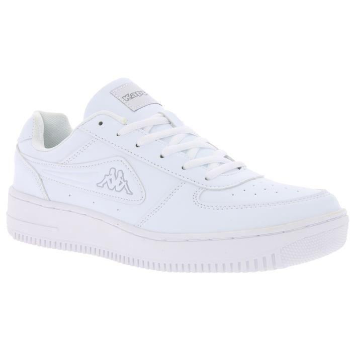 Kappa Sneakers Homme Sneaker Bash blanc