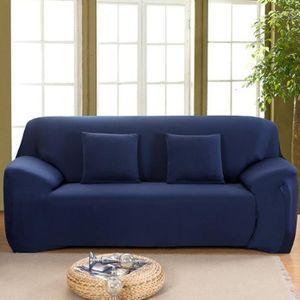 housse canape 3 places achat vente pas cher. Black Bedroom Furniture Sets. Home Design Ideas