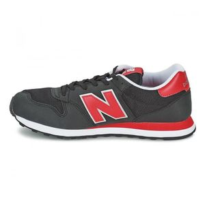 New noir rouge GM500 Balance Chaussures 6dcq8y