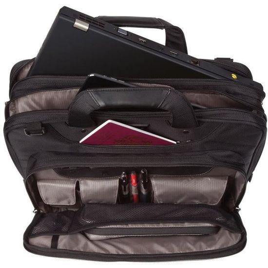 d5cf498b0d TARGUS Sacoche pour ordinateur portable Corporate Traveller 15 - 15.6