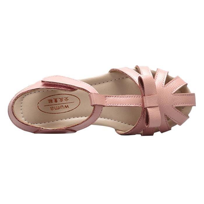 EOZY Chaussures Sandales d'été Enfant Fille O7gUGMBr