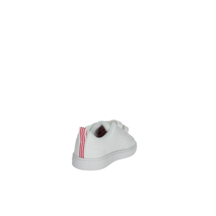 Adidas Sneakers Fille Blanc, 20