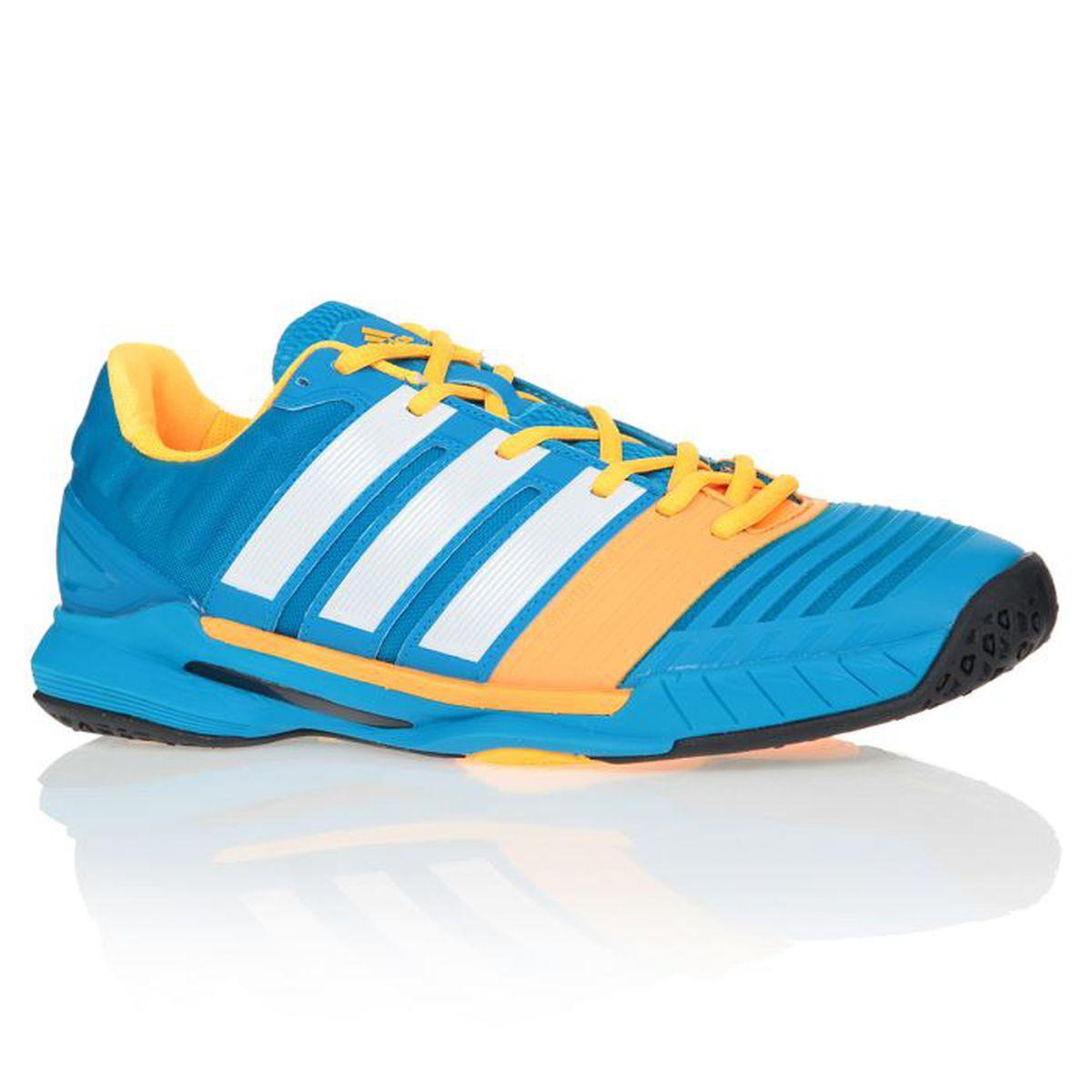 adidas Performance STABIL ESSENCE - Chaussures de handball - orange/blue e9xVjKU