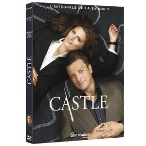 DVD SÉRIE DVD Castle Saison 7