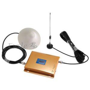 Amplificateur Ampli Répéteur Signal Double Bande GSM 900MHz 3G pour Téléphone
