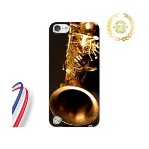 COQUE MP3-MP4 Coque iPod Touch 6 Apple Saxophone
