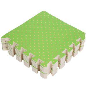 TAPIS PUZZLE 9pcs Puzzle tapis de jeu en mousse de tapis de puz