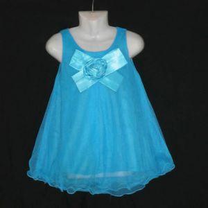 Robe turquoise de ceremonie - Achat   Vente pas cher 91a7af55cc9