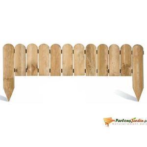 bordure bois achat vente bordure bois prix r duit cdiscount. Black Bedroom Furniture Sets. Home Design Ideas