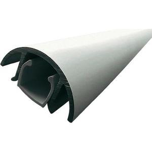 GOULOTTE - CACHE FIL Cache câbles aluminium (L x l x h) 800 x 30 x 15 m
