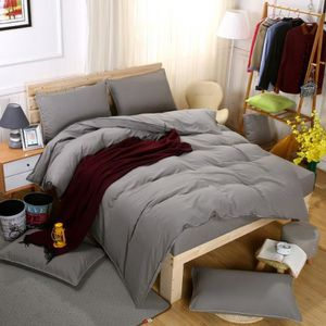 parure de lit 180x200 achat vente parure de lit. Black Bedroom Furniture Sets. Home Design Ideas