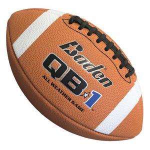 e4ba4e3cd0eb BALLON FOOT AMÉRICAIN BADEN QB1 ALL WEATHER football américain
