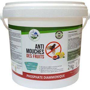 PIÈGE NUISIBLE JARDIN Mouches des fruits - Seau 2 kg