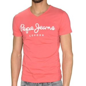T-SHIRT Pepe Jeans - T Shirt Manches Courtes - Homme - Ori 996965111752