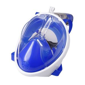 MASQUE DE PLONGÉE Masque de plongée anti-fuites à plomb complet avec
