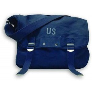 27e6637b77 BESACE - SAC REPORTER BESACE SAC MUSETTE US ARMY BLEU MARINE