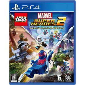 JEU PS4 Warner LEGO Marvel Super Heroes 2 SONY PS4 PLAYSTA