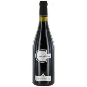 VIN ROUGE Château Chantemistral - Vin rouge des Côtes du Rhô