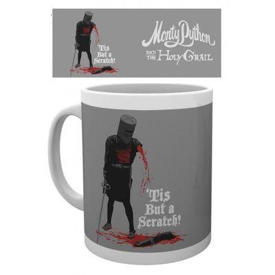 Café Monty PythonChevalier Juste Cm Mug X Une Égratignure9 À Python Tasse 8 NoirC'est Ygy7bfI6vm