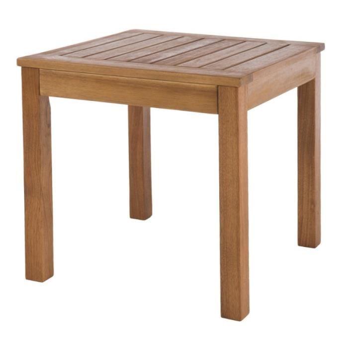 Table Jardin Teck Luxe - Décoration de maison idées de design d ...