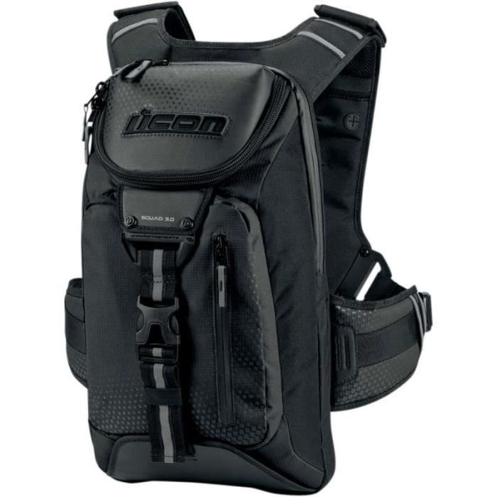 Sac Litres 18 Achat 3 Dos Icon À Vente Squad Moto Backpack 08nOkwP