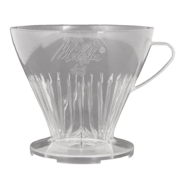 MELITTA Portefiltre à Café X Transparent Achat Vente Pièce - Porte filtre café