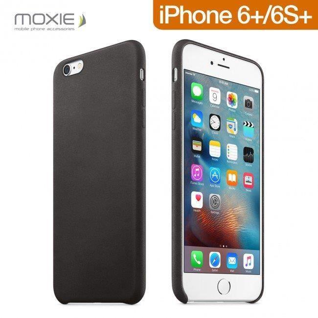COQUE - BUMPER Coque Moxie California Noire pour iPhone 6 Plus et