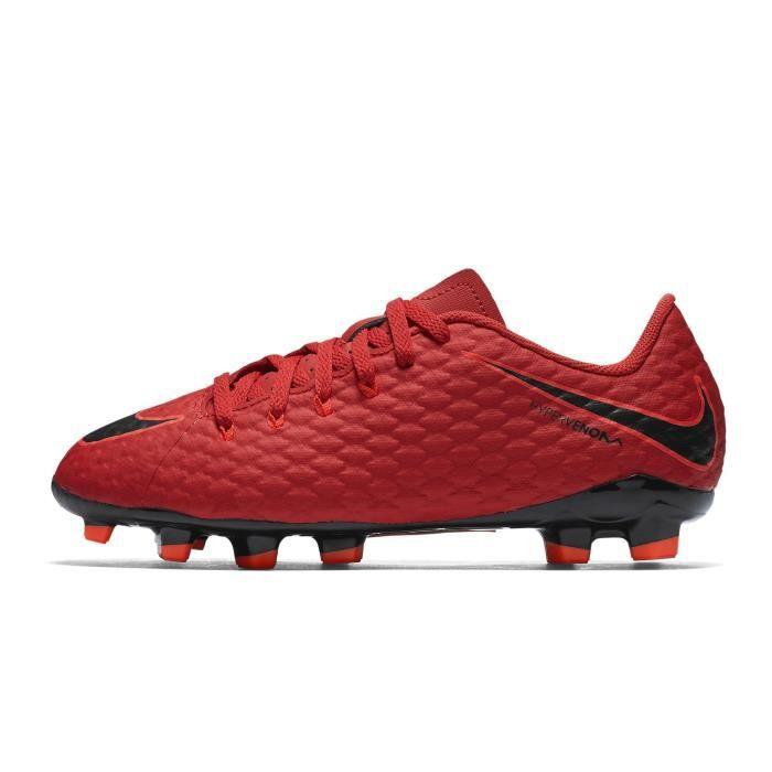 Phelon Fg Junior Football Chaussures Rouge Iii Hypervenom Nike rQWeBdCxo