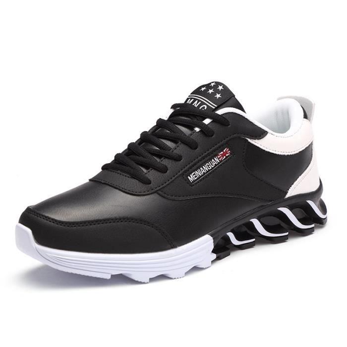 Basket Chaussures de sport pour hommes Chaussures de course légère