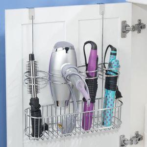 rangement seche cheveux achat vente rangement seche cheveux pas cher cdiscount. Black Bedroom Furniture Sets. Home Design Ideas