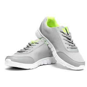 best sneakers 58b34 01c0b ... CHAUSSURES BASKET-BALL Chaussures de Basket Hommes Sport Respirable  Mode. ‹›