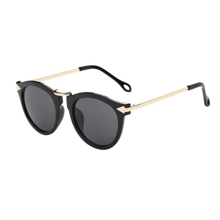 Fashion Hommes de Mode Designer unisexe soleil An noir Frame 1256Femmes Lunettes Metal HCqnEX