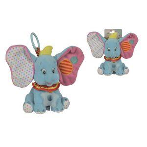 DISNEY Dumbo L'Éléphant Jouet d'Activité 23 cm