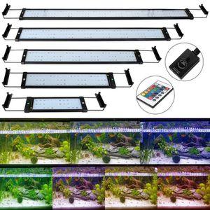 AQUARIUM Aquarium Light Led Fish Tank Lumière pour l'eau do