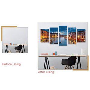 Oeuvre D Art Moderne Toile Des Peintures Murales Décoratives Orchid Rock Impression 40 50 60 Cm Lux70505465 1904 Multicolore