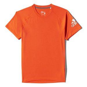 367ed2c5e0d6a T-SHIRT MAILLOT DE SPORT Tee-shirt manches courtes Adidas Tee-shirt Infinit