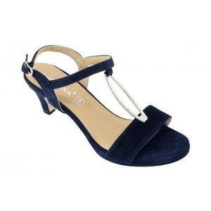SANDALE - NU-PIEDS Javotte – sandales plateforme et bride à bijoux ch ... 49b8258a97eb