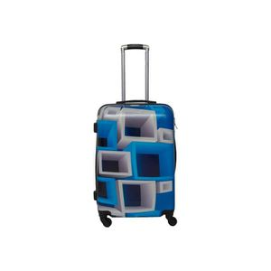 VALISE - BAGAGE Valise Taille Moyenne 4 roues 65cm Rigide