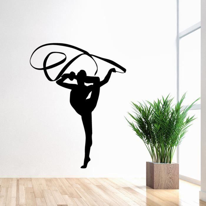 3d Silhouette Stickers Muraux Mural Sticker Citations Art Maison Amovible Décor_jjzs * 3284